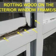 Signs to look for ...Exterior walls/ windows...